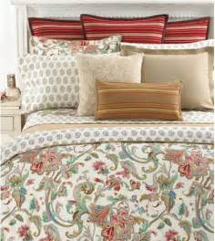 ralph antigua paisley comforter