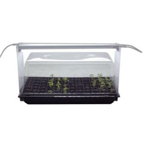 grow ls home depot viagrow 2 ft complete seed starting and cloning grow