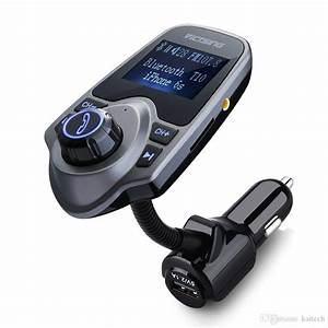 Auto Fm Transmitter : 2019 victsing wireless in car bluetooth fm transmitter ~ Jslefanu.com Haus und Dekorationen