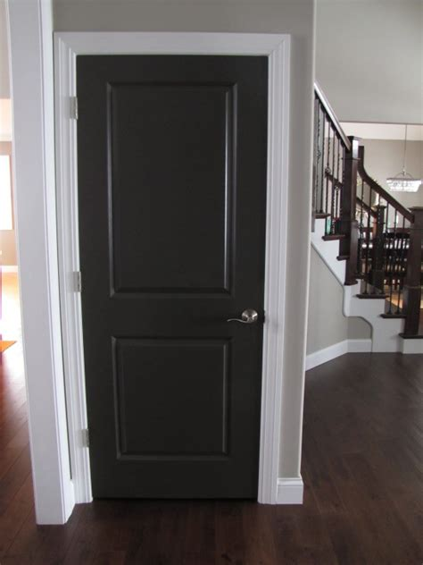 Changing Kitchen Cabinet Doors Ideas - awesome black interior door 13 black interior doors with white trim newsonair org