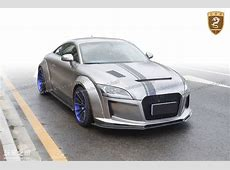 Newest Css Design Wide Body Kit For Audi Tt 2016 In Cf+