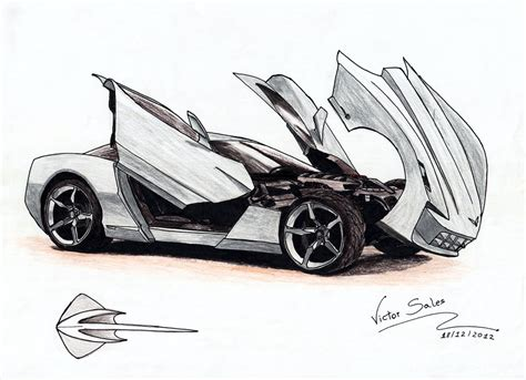 mclaren p1 drawing easy corvette stingray drawing pictures to pin on pinterest