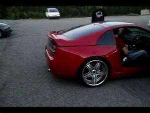 Nissan 300zx Wide Body Twin Turbo Backfire