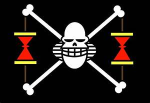 One Piece Pirate Flag Logo
