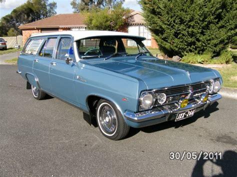 1966 Holden Hr X2