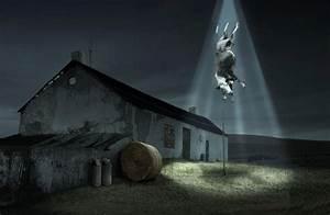 Abducción extraterrestre en un campo de la provincia de ...