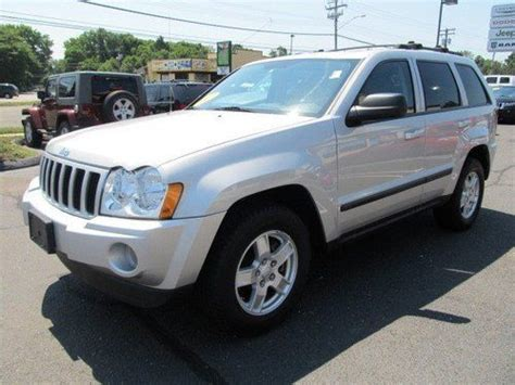 Find Used 2006 Jeep Grand Cherokee Laredo Sport Utility 4
