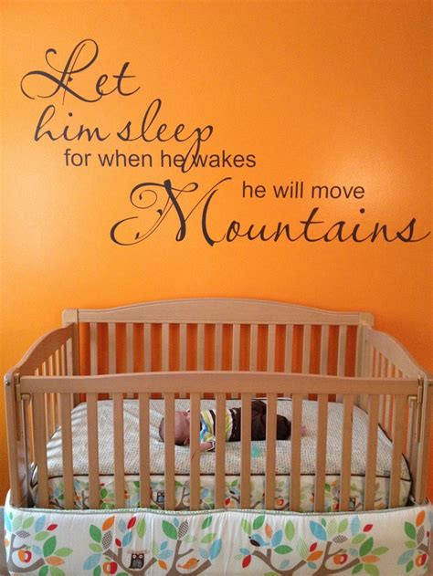 Baby Nursery Quotes Quotesgram