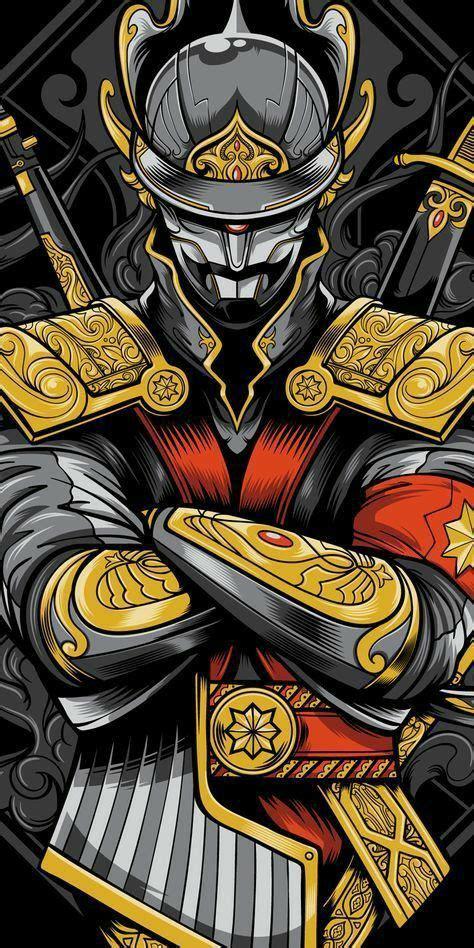 pin by mohammad agus setiawan on genral samurai artwork