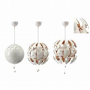 Ikea Ps 2014 Probleme : ikea ps 2014 pendant lamp white copper colour white ~ Watch28wear.com Haus und Dekorationen