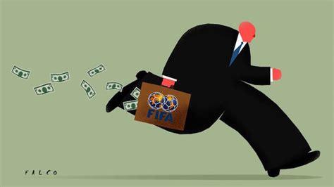 Corruption à La Fifa Fin Corruption Et Football Si La Fifa était Un Pays Les