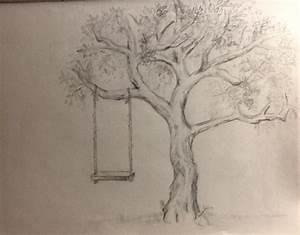Tree Pencil Drawing by Polka-Dot-Elephant.deviantart.com ...