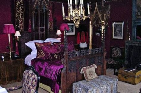 inspiring goth bedroom decorating styles lugenda