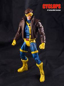 Border Patrol Marvel Legends Mutants Rogue Cyclops