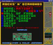rock n diamonds windows mac linux dos mod db