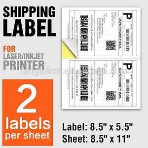 A4 shipping labels 2 per sheet 85 x 55 self adhesive for How to purchase a shipping label