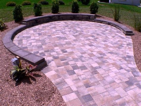 citrus county florida pavers and retention walls patio