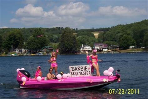 Barbie Boat Bribie Island by G20 Brisbane F18s Reportedly Scrambled For G20 Security Scare