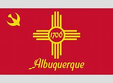 How I see the flag of Albuquerque vexillology