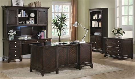 Office Furniture Sets by Executive Home Office Desk Filing Cabinets Affordable