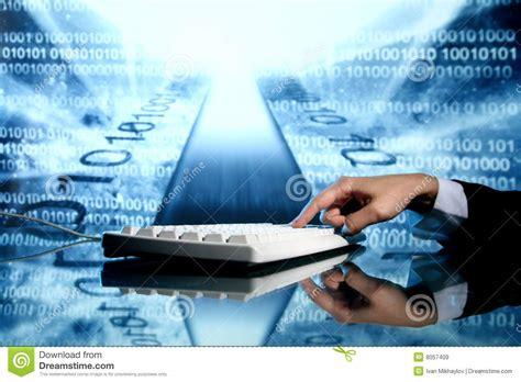 data input input data stock image image of laptop input finger 8057409