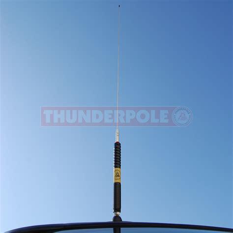 thunderpole atom cb radio antenna roadkingcouk