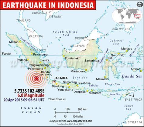 earthquake  indonesia ideas  pinterest