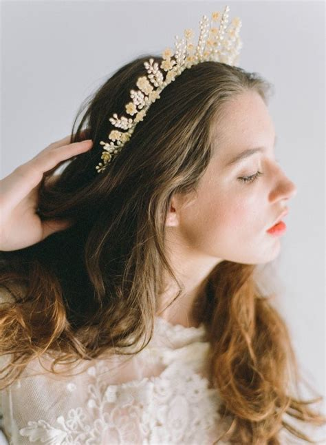 25 Perfect Hair Accessories For A Vintage Bride Chic
