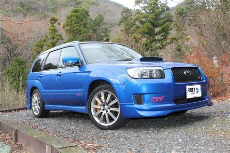 Subaru Forester Sti 2005 Subaru Forester Sti Aret Cars Japan