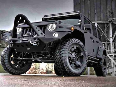 awesome jeep wrangler custom  diablo car  sale