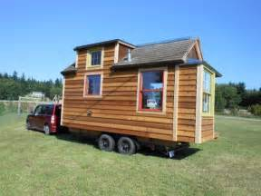 mobile home interior paneling mighty micro house 136 sq ft cabin on wheels