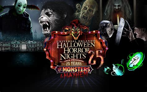 Horror Nights Wallpaper by Hhn 25 Fan Made Wallpapers Page 2 Horror
