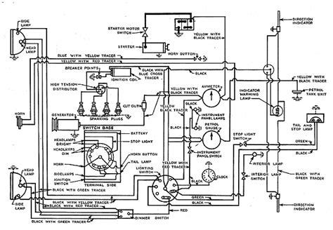 1977 Ford Radio Wiring Diagram by 143 Wiring Diagram E83w Prior 1945 Ford Aquaplane