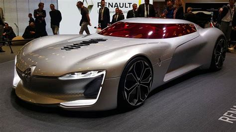 Renault Concept by Renault Trezor Concept Revealed In Car News