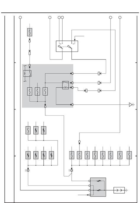 toyota yaris 2005 ksp90 ncp90 ncp91 electrical wiring diagram em00r0u pdf