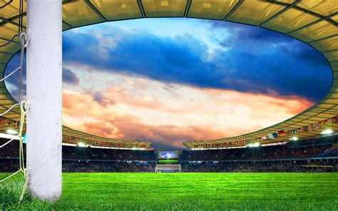 Stadium Background Football Stadium Backgrounds Wallpaper Cave