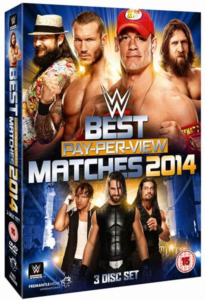 Wwe Ppv Matches Dvd Certificate