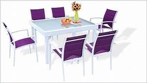 Table De Jardin Magasin Leclerc : table salon de jardin plastique leclerc jardin ~ Melissatoandfro.com Idées de Décoration