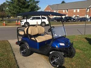 2019 Club Car Onward Lifted Electric Golf Car