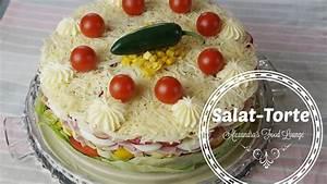 Snacks Für Silvester : silvester snack partyrezept salattorte youtube ~ Lizthompson.info Haus und Dekorationen