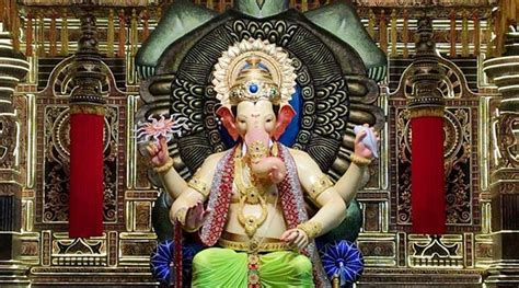 ganesh chaturthi 2017 history date importance and significance of ganesh chaturthi festival