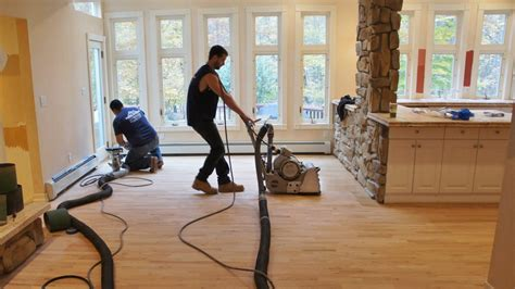 Dustless Floor Sanding Nj by Dustless Hardwood Floor Solution In Wayne Nj 07470