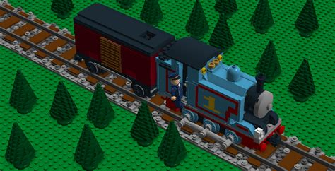 lego ideas the tank engine