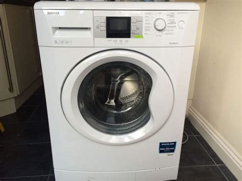 Beko Wmb81445 Washing Machine Water Won't Drain From Drum