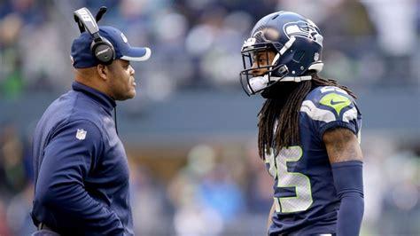 seahawks overhauled coaching staff  shape