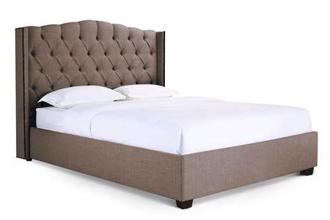 Upholstered Bed Frame by Newport Upholstered Bed Frame
