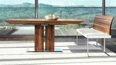 30083 all wood furniture contemporary team7 luxury wood dining room furniture wharfside
