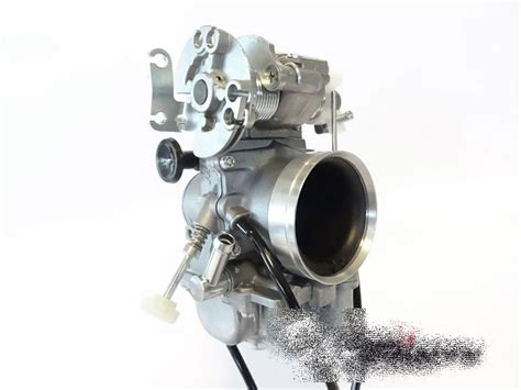 Mikuni Tm 40 Flatslide Racing Pumper Carburetor Kit Suzuki