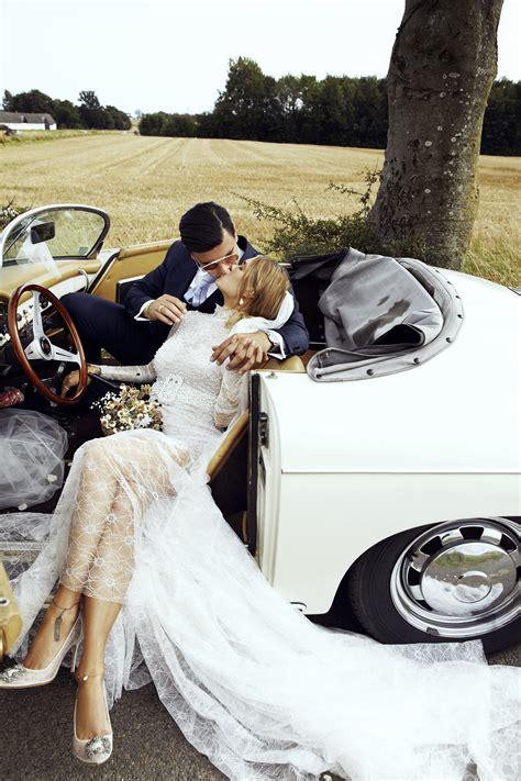 lifestyle blogger pernille teisbaek  married brides