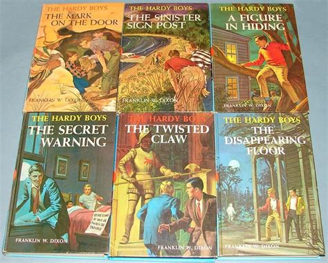 17+ Best Images About Hardy Boys On Pinterest